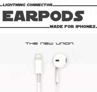 Earphone iPhone Lightning Cable