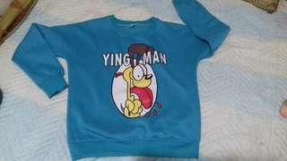 Ying Man Sweater