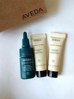 Aveda hair care set