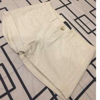American Eagle Outfitter white shorts US size 2