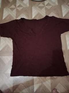 Bundle crop top shirt