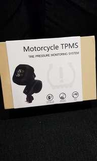 Tire Pressure Monitoring System TPMS for motorcycle