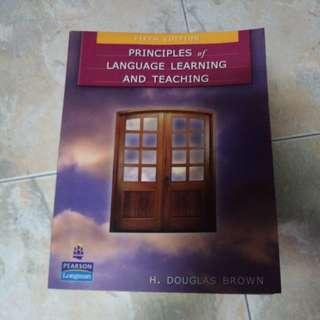 Principles of Language Learning and Teaching 英語教學用書