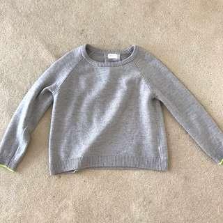 Gorman Grey Knit Jumper
