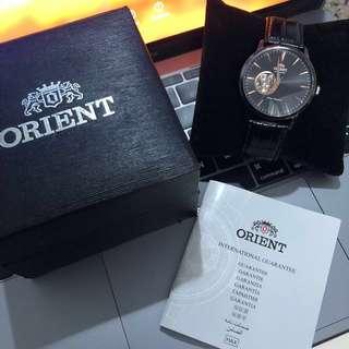 ORIENT 2nd Gen Esteem Open Heart Dress Watch