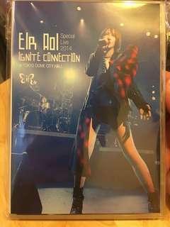 藍井艾露 Elr Aoi Special live 2014 DVD