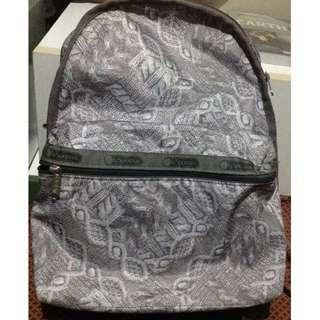 lesportsac backpack (original) 4.5x12x15,5 inches