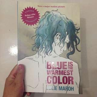 🚚 Blue is the warmest color by Julie Maroh