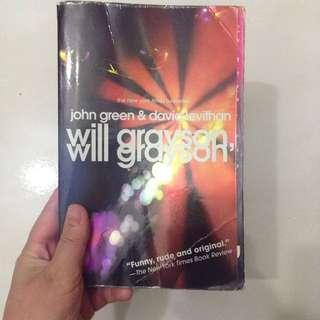 🚚 Will Grayson, Will Grayson by John Green & David Levithan