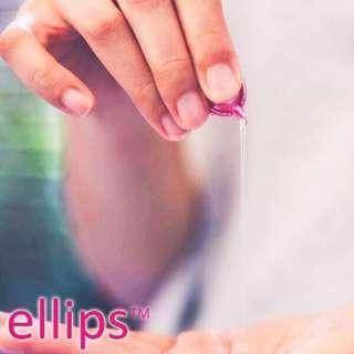 🚚 印尼🇮🇩護髮凝膠球ellips護髮時空膠囊1ml*6入(染後修護)