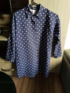 Button down polka