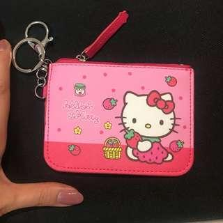 🚚 Hello Kitty pouch with coin slot (my melody/ peanuts / Snoopy )