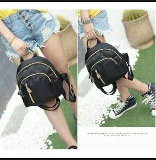 Korean fashion mini backpack