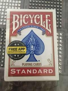 BNIB Bicycle Playing Cards