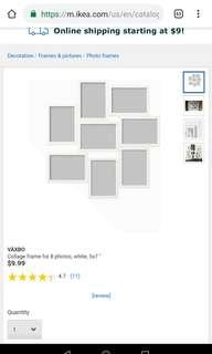 Vaxbo Ikea Photo Frame 5R