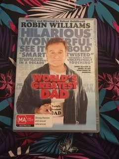 Worlds best dad dvd