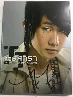 林俊傑 CD派台版 親筆簽名