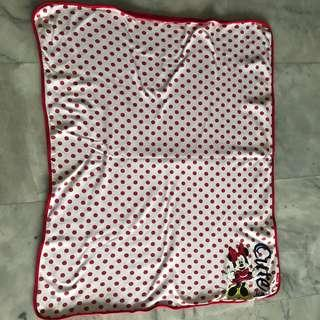 🚚 Mothercare Disney Baby Minnie Mouse Blanket