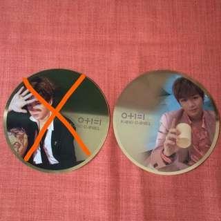 Wanna One Kang Daniel Mirrorcard