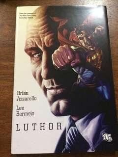 Dc comic luthor