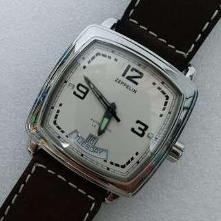 Zeppelin 德國製自動手錶