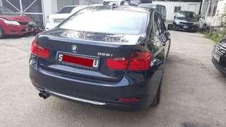 D.T.L BMW F30 320I