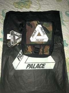 Palace Skateboard Camo Shot Bag 100% Authentic New