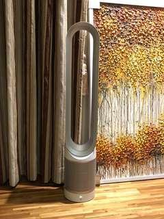 🚚 Dyson pure cool 空氣清淨機 TP00 (時尚白)