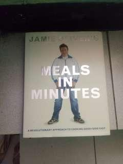 Jamie Oliver Meals in Minutes - Hardbound