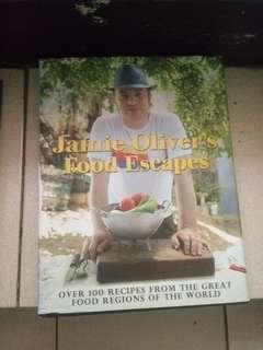 Jamie Oliver's Food Escapes Hardbound