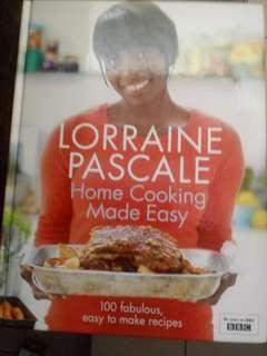Lorraine Pascal - Cooking made easy hardbound