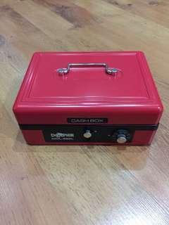 Petty cash box