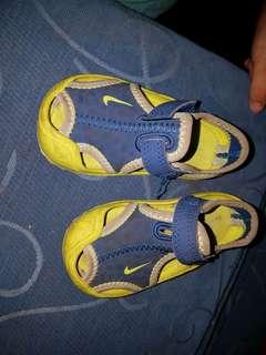 Authentic Baby Nike Sandles