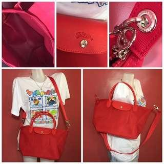 Longchamp authentic quality only