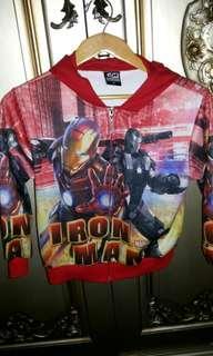 Jacket ironman avenger #1010