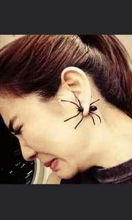 BN Spider Earring Halloween
