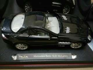 Mercedes Benz SLR McLaren Maisto 1:18 Diecast Model Car