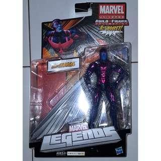 Marvel Legends X-Men Archangel , Hit Monkey BAF MOC figure