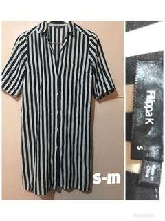 Stripes dress (small to medium)
