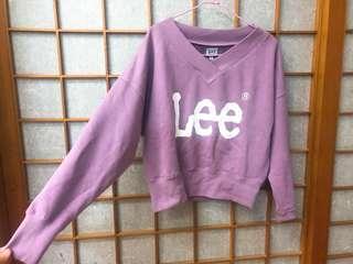 🚚 Lee 大學T 衛衣