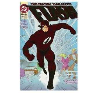 FLASH #80 (DC COMICS)
