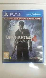 Uncharted 4 - ps4 (r2)