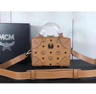 Mcm case bag