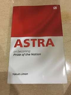 Astra, on Becoming the Pride of Nation