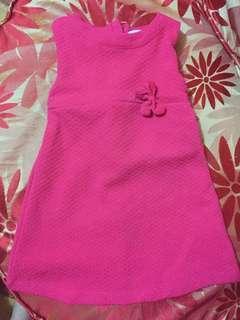 Pink Dress, 9/12Mos.