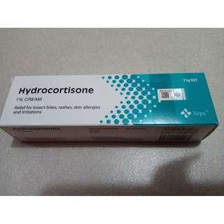BNIB Hydrocortisone 1% cream
