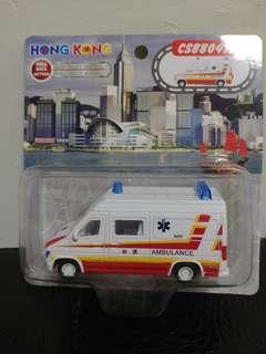 救護車 玩具車