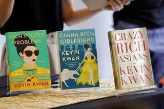 Crazy rich asians by Kevin Kwan ebook