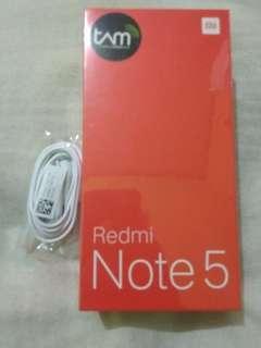 Xiaomi Redmi Note 5 Ram 3 Rom 32 Gold TAM
