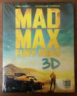 Blu Ray 3D + 2D Mad Max: Fury Road